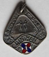 Rare Ancienne Médaille Brevet D'athlétisme Scolaire Match L'intran Pour L'intransigeant Récompense Sportive ? - Athlétisme