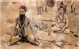 Inde - Devotee In Meditation - Inde