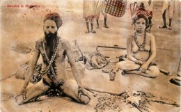 Inde - Devotee In Meditation - India