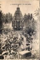 Inde - Pondichery - Un Char Indien - Inde