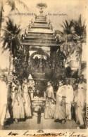 Inde - Pondichery - Un Char Indien - N° 43 - India