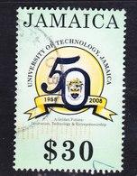 JAMAICA, USED STAMP, OBLITERÉ, SELLO USADO. - Jamaica (1962-...)