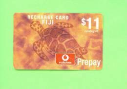 FIJI  -  Remote Phonecard As Scan - Fidschi