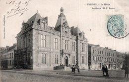 CPA   59   FRESNES---LA MAIRIE---1905 - France