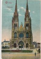 CP - Belgique - Oostende - Ostende - L'Eglise - Oostende