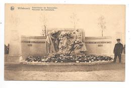 Willebroeck Gedenkteken Der Gesneuvelden Monument Des Combattants Nels  Imp. J. Emmers - Willebroek