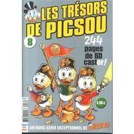 Lot De Tresors De Picsou - Books, Magazines, Comics