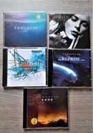VANGELIS ( 3 Albums + 2 Singles ) - Instrumental