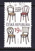 REPUBLICA CHECA, USED STAMP, OBLITERÉ, SELLO USADO. - Used Stamps