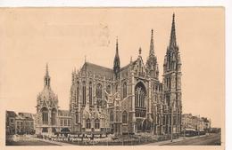 CPA - Belgique - Oostende - Ostende - L'Eglise S.S. Pierre Et Paul Vue De Côté - Oostende