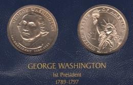 DOLARES PRESIDENTES GEORGE WASHINGTON - Colecciones
