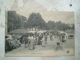 CPA AUDE 11 NARBONNE LE MARCHE Ed MTIL N° 37 Animation Animée Languedoc Sud 1906 - Narbonne
