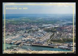62  BOULOGNE  Sur  MER   .. Vue  Generale - Boulogne Sur Mer