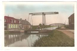 CPA 62 ISBERGUES Le Pont D'Isbergues G.R. - Peu Commune - Isbergues