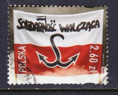 POLONIA, USED STAMP, OBLITERÉ, SELLO USADO. - 1944-.... Republic