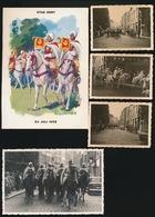 GENT FOTOS EN FOLDER 1958  VAN DE ( HISTORIQUE DU 7e SPAHIS ) ZIE MEERDERE AFBEELDINGEN 16 FOTOS EN 1 FOLDER - Gent