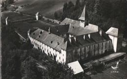 CPSM 73 Abbaye De Tamié Vue Aérienne N°10 - Autres Communes
