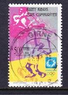CHIPRE TURCO, USED STAMP, OBLITERÉ, SELLO USADO. - Used Stamps