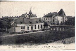 57. Sarrebourg. Caserne Dessirier. 7e BCM. Vue Générale - Sarrebourg
