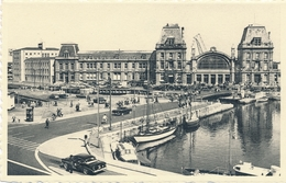 CP - Belgique - Oostende - Ostende - La Gare - Oostende