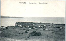OCEANIE --  PAPOUSIE - NOUVELLE GUINEE --  Port Léon - Vue Générale - Papua New Guinea