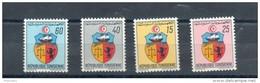 Tunisie. Armoiries - Tunisia (1956-...)