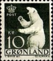 USED  Greenland - Polar Bear  -1963 - Greenland