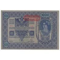 AUTRICHE - PICK 61 - 1000 KRONEN - ND 1919 - TTB+ - Autriche