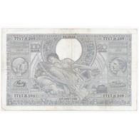 BELGIQUE - PICK 107 - 100 FRANCS - 20 BELGAS - 04.10.1941 - TB - [ 2] 1831-... : Regno Del Belgio