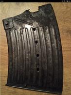 FLAK 2CM BOX Neutralisé Obus Projektil Spoletta Fusee GRENADE Mine - Decorative Weapons