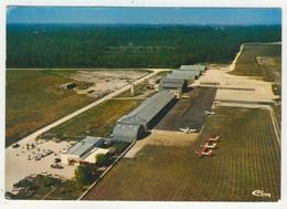 33 - Léognan -        Aérodrome De Bordeaux-Saucats - Aerodromes