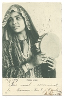 ALEXANDRIE (Égypte) Une Femme Arabe - 1905 - Alexandrie