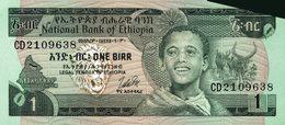 6031 -2019     BILLET BANQUE       ETHIOPIE - Ethiopia