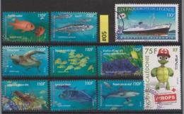 #05 NOUVELLE CALEDONIE - Timbres Oblitérés 2013 2016 - Neukaledonien
