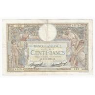 FAY 24/15 -100 FRANCS Luc Olivier MERSON - 1936 - TRES BEAU - PICK 78 - - 1871-1952 Anciens Francs Circulés Au XXème