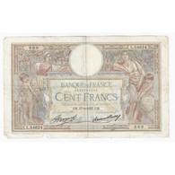FAY 24/16 - 100 FRANCS Luc Olivier MERSON - 1937 - TRES BEAU - PICK 78 - - 1871-1952 Anciens Francs Circulés Au XXème