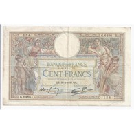 FAY 25/43 - 100 FRANCS Luc Olivier MERSON - 16/02/1939 - PICK 86 - TB+ - 1871-1952 Circulated During XXth