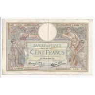 FAY 25/43 - 100 FRANCS Luc Olivier MERSON - 16/02/1939 - PICK 86 - TB+ - 1871-1952 Anciens Francs Circulés Au XXème