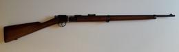 Carabine Scolaire 6 Mm Type Lebel. - Armes Neutralisées
