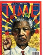 TIME International, 52 Pages, De 1994, Nelson MANDELA, - Revues & Journaux