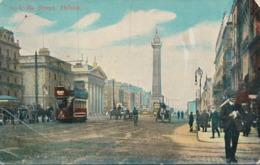 R053560 Sackville Street. Dublin. E. S. London. No 4141. 1908 - Cartes Postales