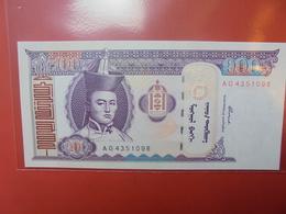 MONGOLIE 100 TUGRIK 2000 PEU CIRCULER/NEUF - Mongolie