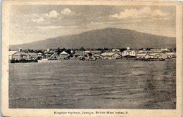 AMERIQUE - ANTILLES - JAMAIQUE - Kingston Harbour - Jamaica