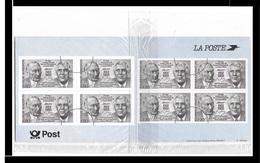 Pochette Mixte - Traité  Franco Allemand - YT 2501 -  Sous Blister  Intact - Documents De La Poste