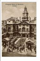 CPA- Carte Postale Royaume Uni- London- Changing Guard At Whitehall VM2823 - London