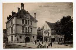 - CPA MONTRICHARD (41) - La Mairie (HOTEL DE L'ESPERANCE) - Edition Touchelay - - Montrichard