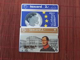 2Phonecards Private Zwitserland 322L+324L  (Mint,Neuve) Crazy Price Rare - Suisse