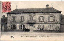 HENRICHEMONT - L' Hotel De Ville (113466) - Henrichemont