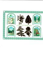 FRANCE Salon Du Timbre 2004 BFn°71 Jardins De France Luxe Dorure à L'or Fin Fraicheur Postale - Blocks & Kleinbögen