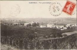 SAMONAC 1911 - France